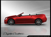 2010 Cadillac CTS Coupe Convertible by Droptop Customs - image 372645