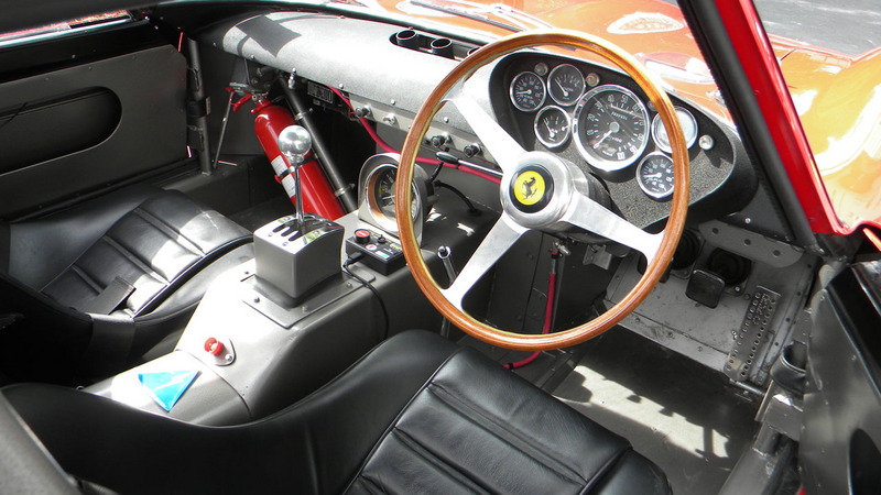 Ferrari 250 GTO Evocazione up for sale at Brooklands Auction