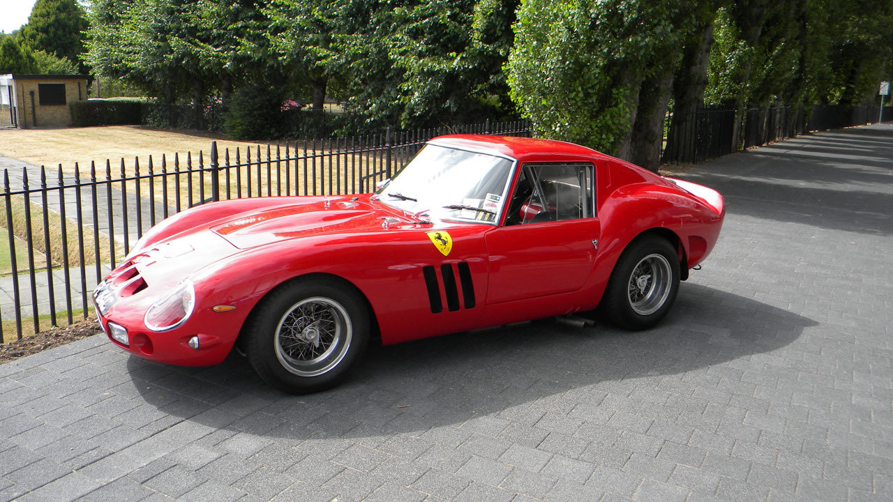 ferrari 250 gto evocazione up for sale at brooklands auction picture. Cars Review. Best American Auto & Cars Review