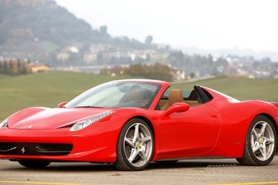 Ferrari 458 Italia GTS rendered