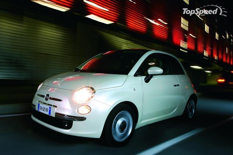 Fiat 500 finally headed to America