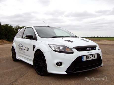 Ford Focus Rs 2010. ford focus rs by bbr picture