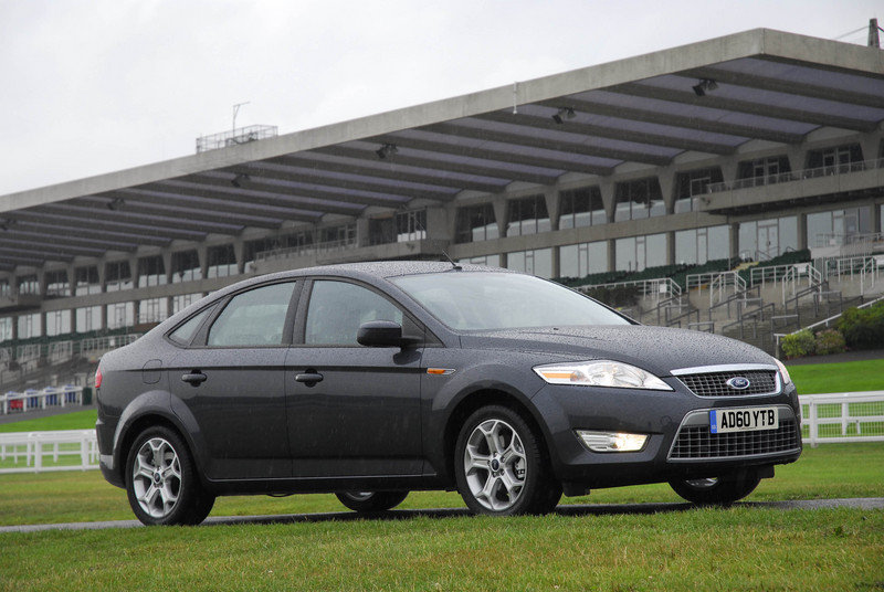 2010 Ford Mondeo Sport