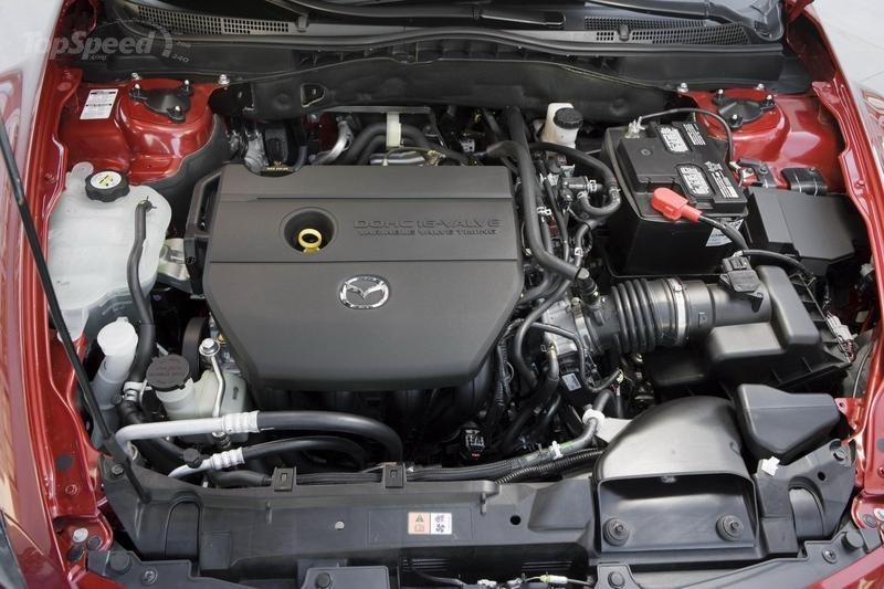 From A Boy To A Man: The 2010 Mazda6 Drivetrain - image 370837