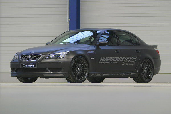 g-power m5 hurricane rs becomes world 8217 s fastest sedan again picture