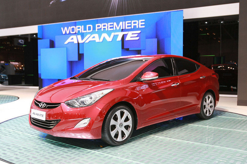 Hyundai confirms Elantra coming to U.S by end of year