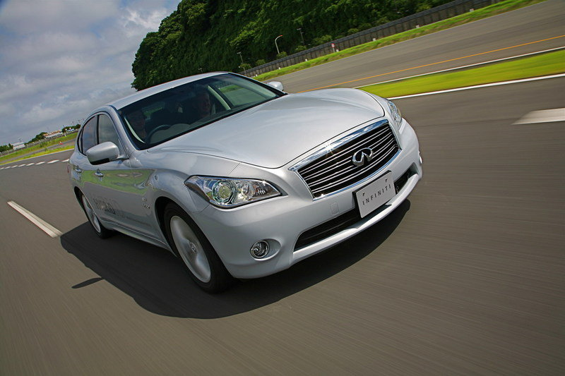 2011 Infiniti M35h Pictures Photos Wallpapers And Videos Top Speed