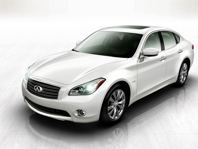 Infiniti wants more hybrid models
