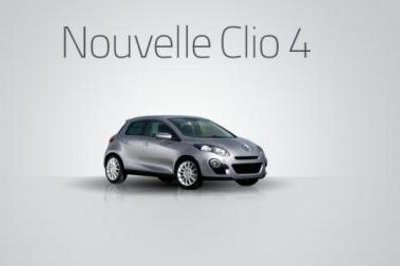 Is this the 2012 Renault Clio 4?