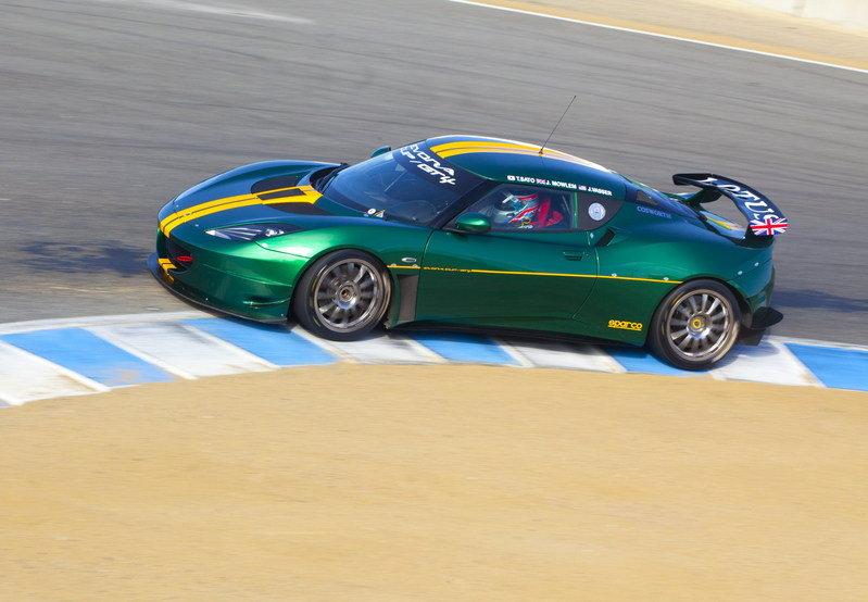 Lotus Evora Cup/GT4 will make its race debut this weekend