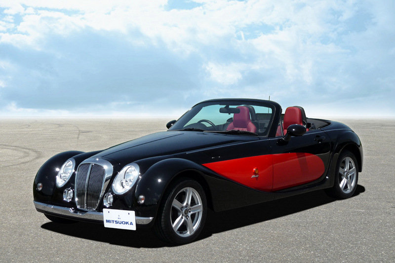 2010 Mitsuoka Himiko Roadster Special Edition