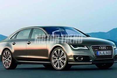 More details on the next generation Audi A6