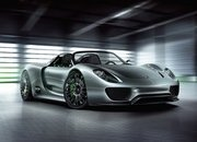 Porsche 918 Spyder reports a Nurburgring time of 7:20 - image 371581