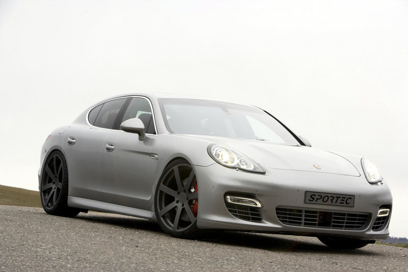 2010 Porsche Panamera Turbo by Sportec