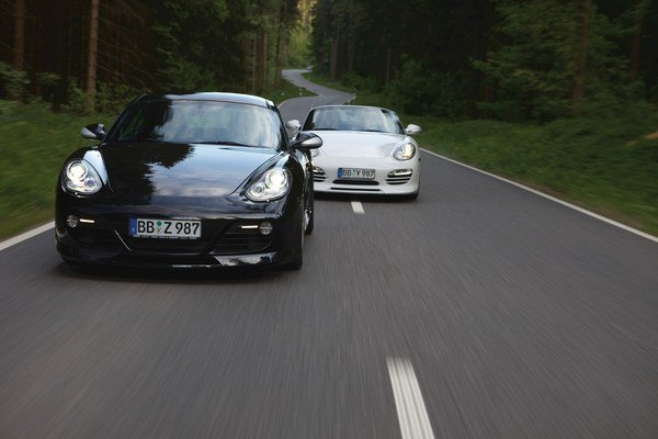 techart offers new noselift system for porsche boxster and cayman picture