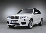 BMW X3 M-Sport package