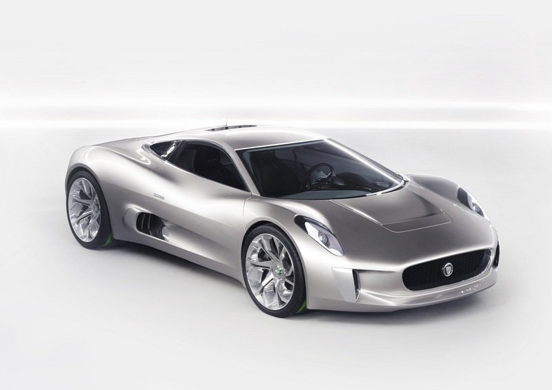 2010 Jaguar C-X75 High Resolution Exterior - image 376080
