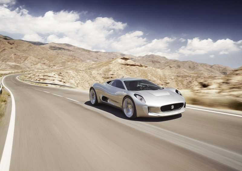 2010 Jaguar C-X75 High Resolution Exterior - image 376002