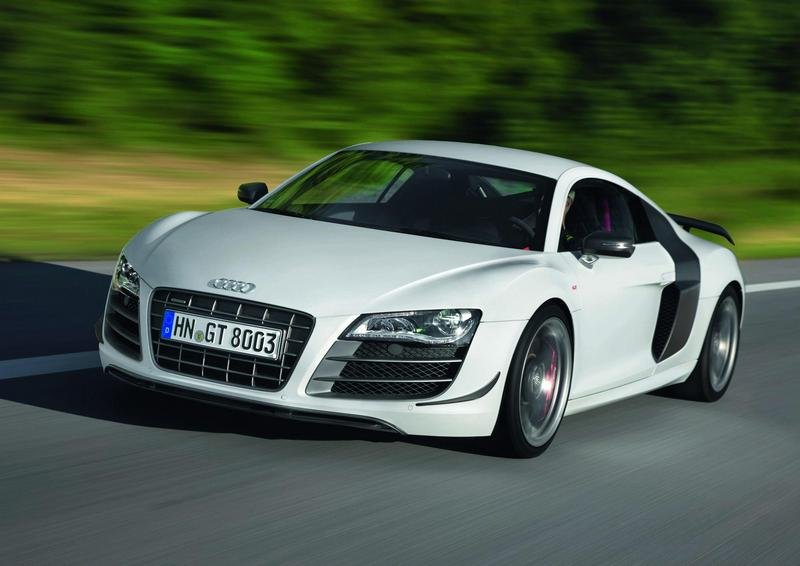 2011 Audi R8 GT High Resolution Exterior Wallpaper quality - image 374873