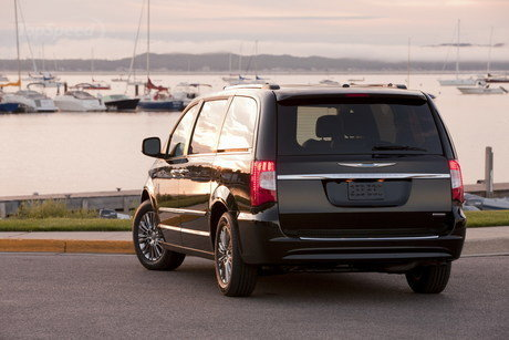 2011 Chrysler Town And Country. The 2011 Chrysler Town