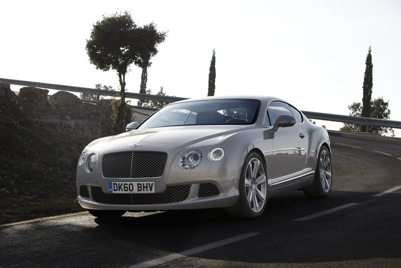 2012 Bentley Continental GT High Resolution Exterior - image 373782