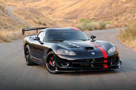 2012 dodge viper can double as an alfa romeo 8c competizione