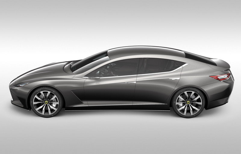 2015 Lotus Eterne Exterior Computer Renderings and Photoshop - image 376265