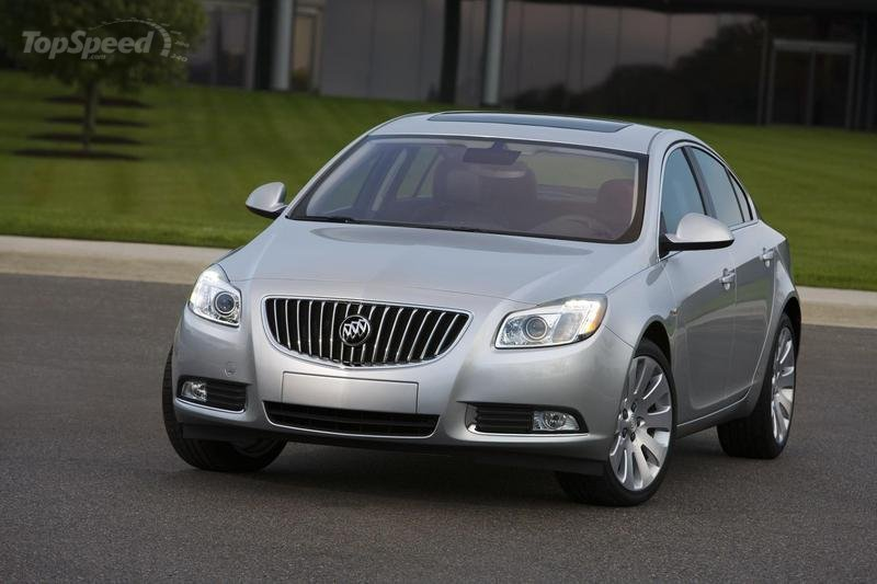 A New Sort Of Thing: The Buick Regal CXL