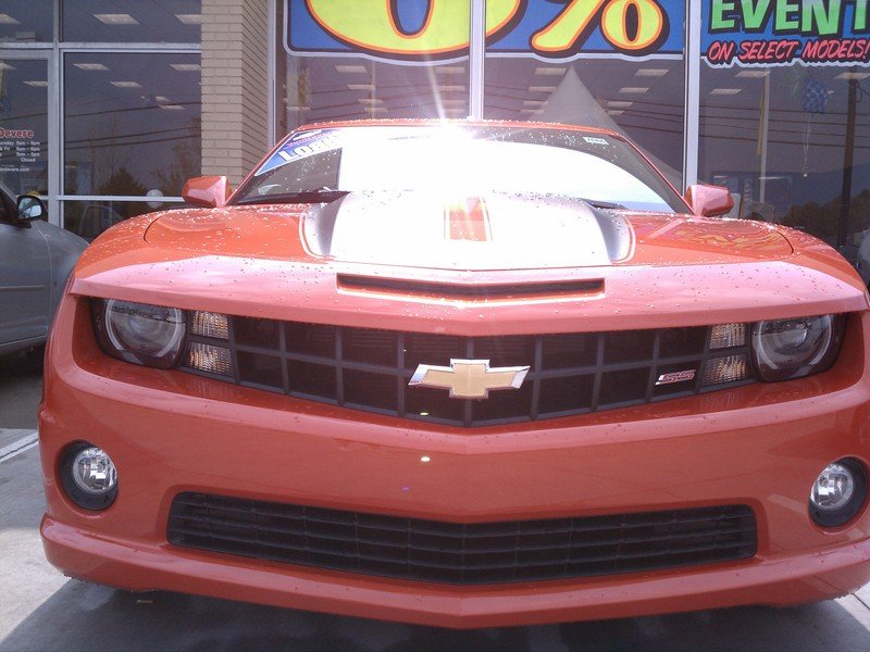 American Muscle: The 2010 Chevrolet Camaro SS News - Top Speed