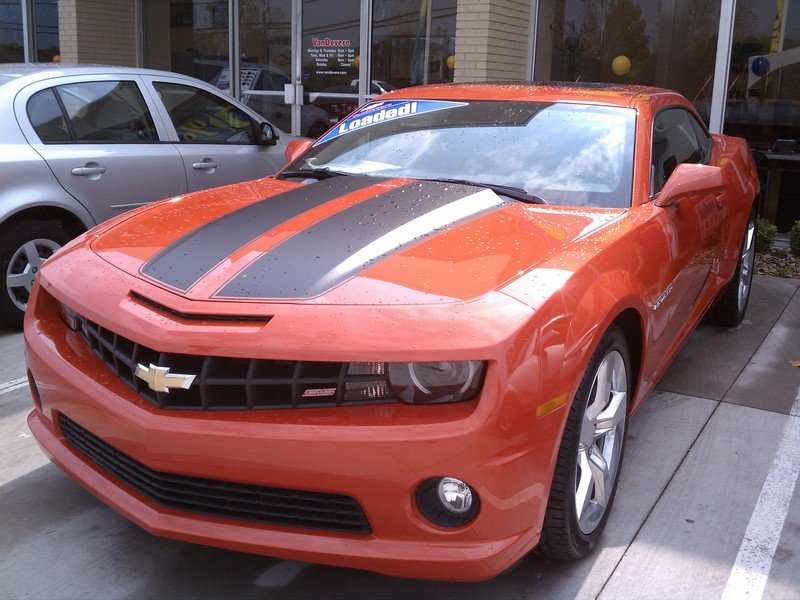 American Muscle: The 2010 Chevrolet Camaro SS