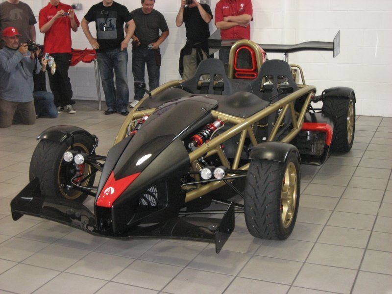 Ariel Atom turns 10 years old!