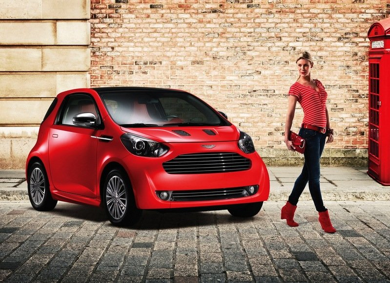 Aston Martin Cygnet coming to USA