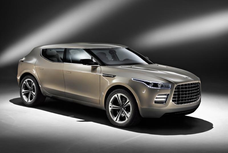 Aston Martin drops Lagonda SUV; plans sedan instead