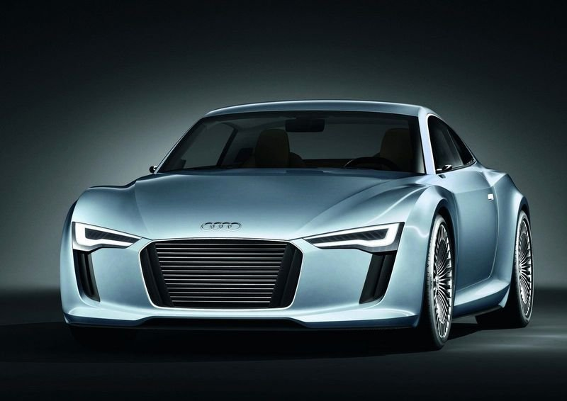 Audi R4 concept to be revealed in Paris
