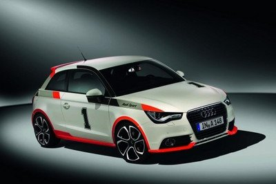 Future Audi S1 to come with 270 HP and Quattro