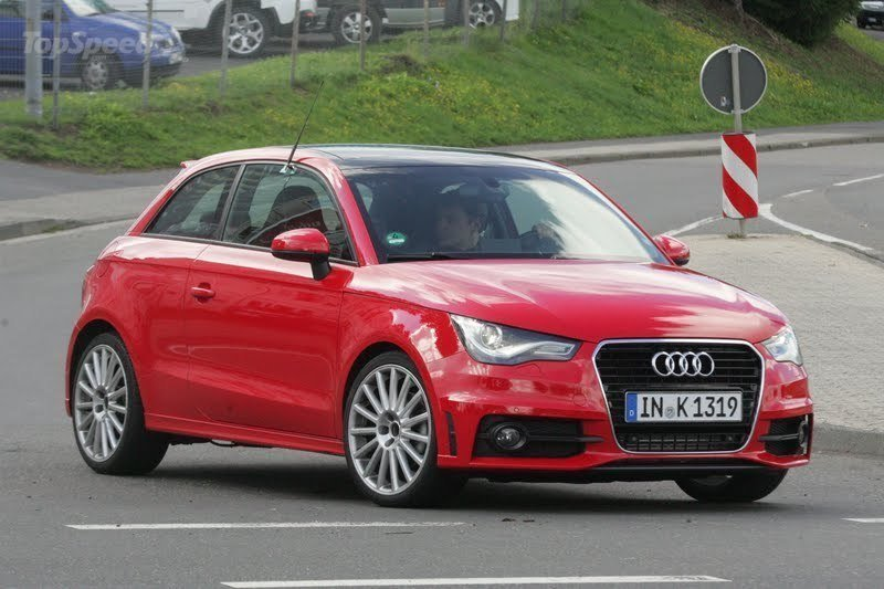 Audi S1 to make public debut at the Paris Motor Show