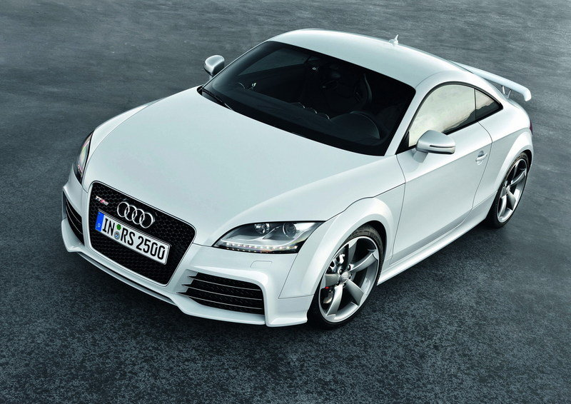 Audi TT-RS confirmed for the US market