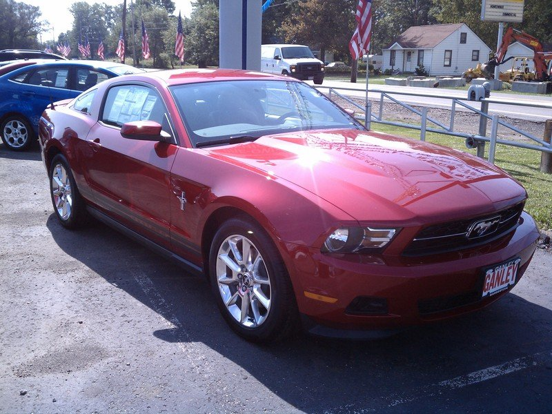 Bargain Pony Power: 2011 Ford Mustang V6