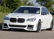 BMW 7-Series by Lumma