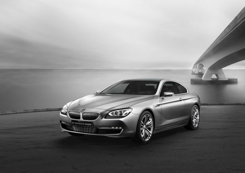 2011 BMW Concept 6-Series Coupe