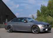 BMW M3 Coupe Frozen Gray by Turner Motorsports