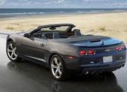 2011 Chevrolet Camaro Convertible Preview - image 376196