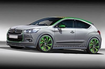 Citroen DS4 Racing coming in 2013