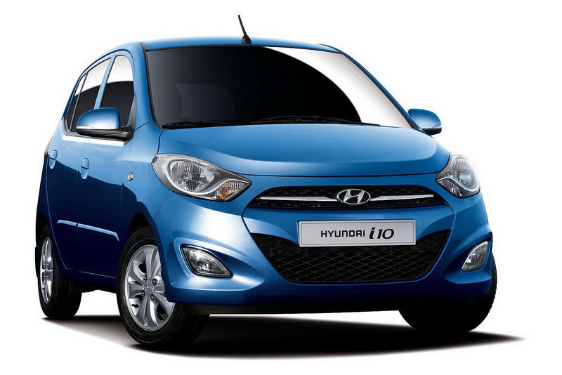 Facelifted Hyundai i10 ready for Paris unveiling