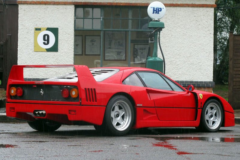 Ferrari F40 Reviews Specs Prices Photos And Videos Top Speed
