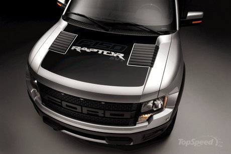 Ford Raptor 2011 Interior. The F-150 SVT Raptor is the