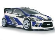 2011 Ford Fiesta RS WRC - image 376139