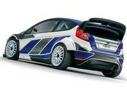 2011 Ford Fiesta RS WRC - image 376140