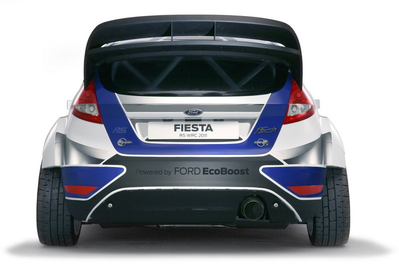 2011 Ford Fiesta RS WRC High Resolution Exterior - image 376143