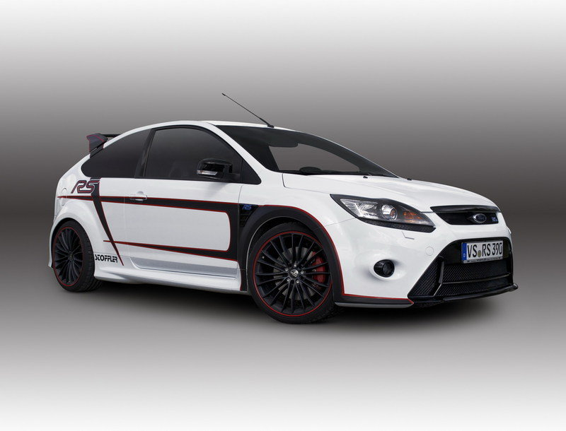2010 Ford Focus RS by Stoffler
